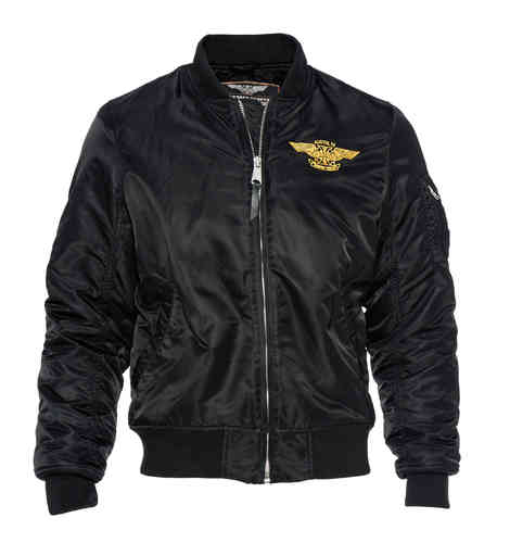 "HERREN ""ASSULT"" Jacket black"