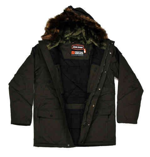 "HERREN  ""ARCTIC"" Parka  West Coast Choppers"