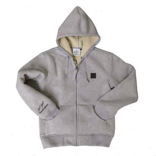 "HERREN ""SHERPA LINED ZIP HOODED"" West Coast Choppers"