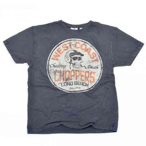 """CHEATING DEATH"" T-Shirt von West Coast Choppers"