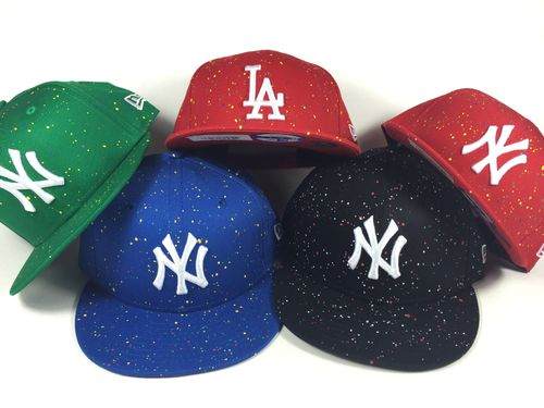 YANKEES Splatter Kinder Cap