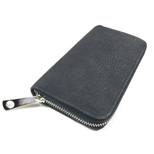 """ZIP PURSE SCHWARZ"""