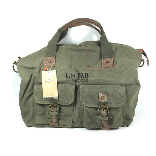 "DUFFEL BAG ""BASIC"""