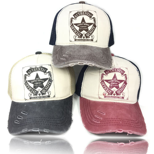 STAR Trucker Cap