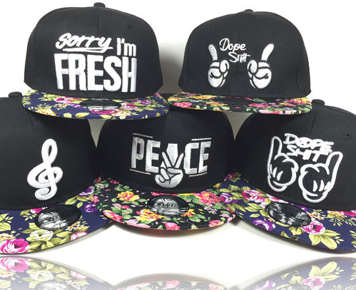 """DOPE SHIT"" Hawaii Snapback Cap"