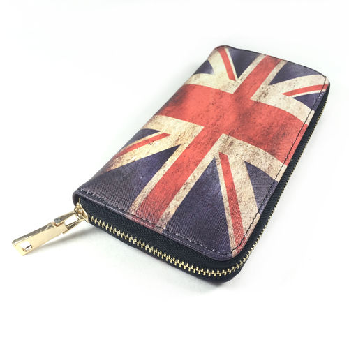 Zip Purse Union Jack