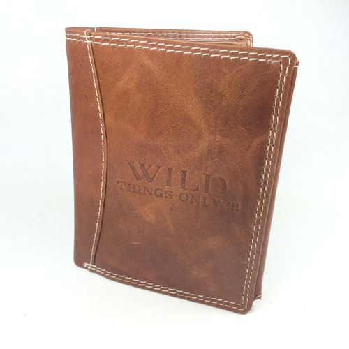 "WILD THINGS ""HIGHFOLDER""  braun CG"