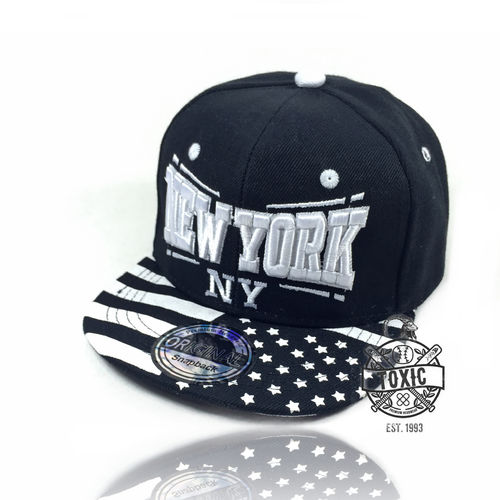 "Kinder Cap ""New York"" flag"