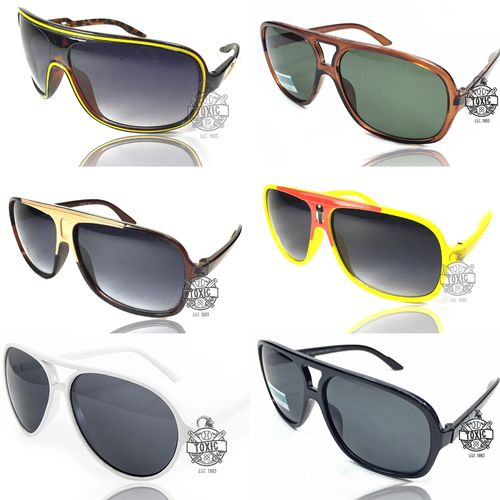 Sonnenbrille Officer Style