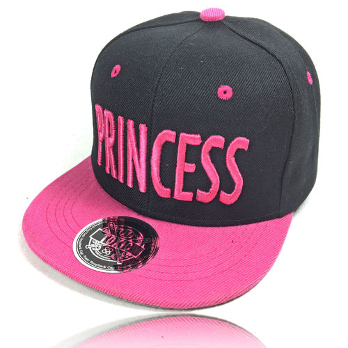 "Kinder Snapback Cap ""PRINCESS"""