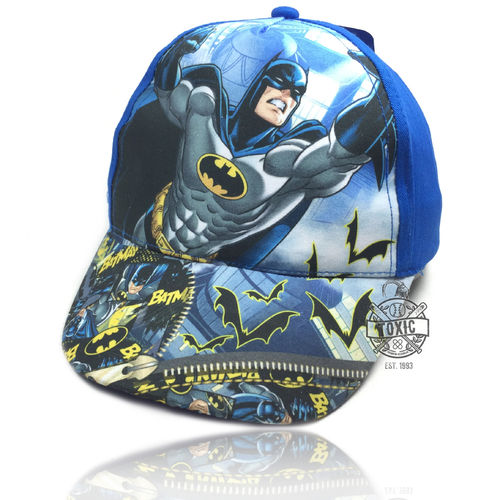 "Kinder Snapback Cap ""BATMAN"" royal"