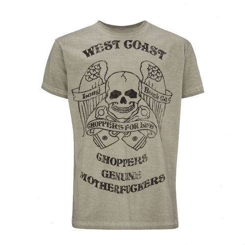 Genuine Mofos T-Shirt von West Coast Choppers