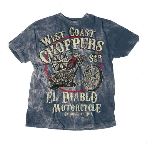 DIABLO T-Shirt von West Coast Choppers