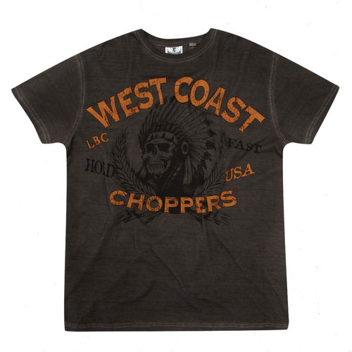 """HOLD FAST"" T-Shirt von West Coast Choppers"