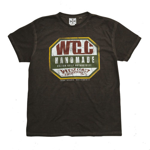 """INDUSTRY"" T-Shirt von West Coast Choppers"