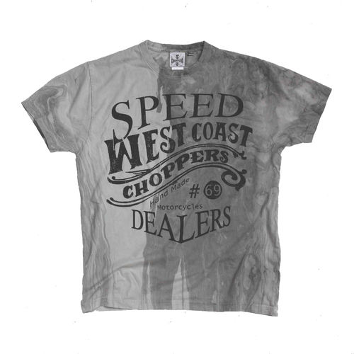 """DRAGSTER"" T-Shirt von West Coast Choppers"
