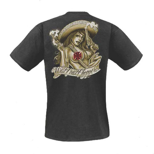 """CHOLITA"" T-Shirt West Coast Choppers"