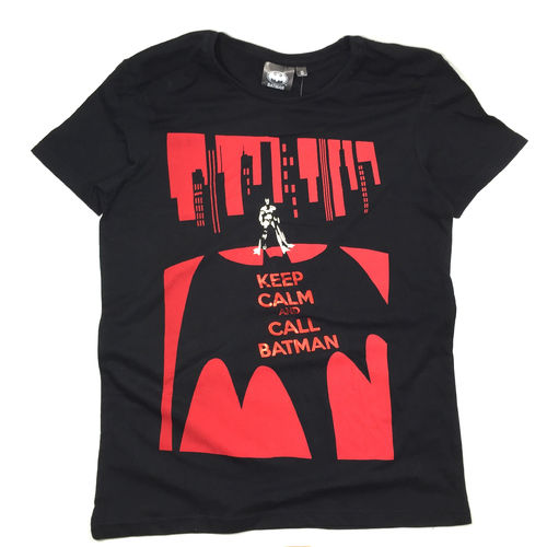 "BATMAN ""Keep Calm"" T-Shirt"