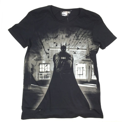 "BATMAN ""DARK KNIGHT"" T-Shirt black"