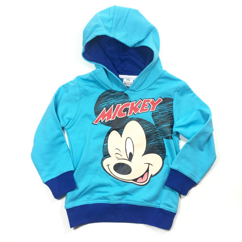 "Kinderhoody ""MICKEY MOUSE"" skyblue"