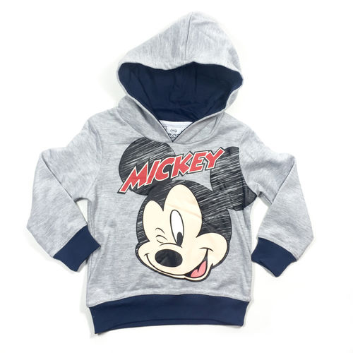 "Kinderhoody ""MICKEY MOUSE"" grey"