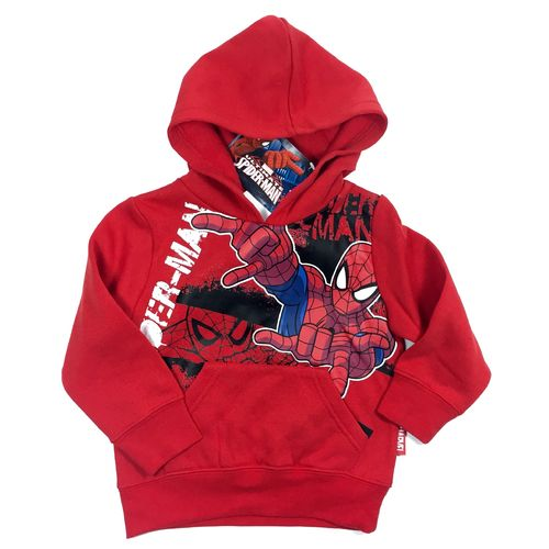 "Kinderhoody ""SPIDERMAN"" red"