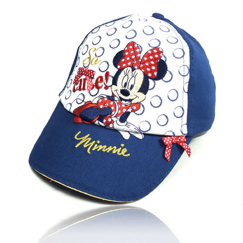 "Kinder Baseball Cap ""MINNIE MOUSE"" navy"