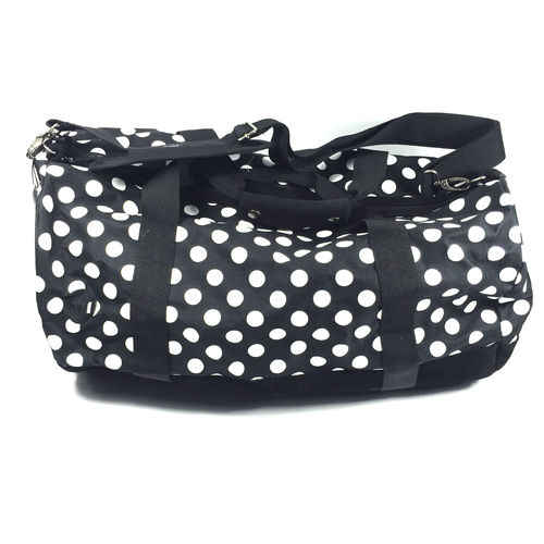 """ALL POLKA"" Dots Duffel mi-pac"