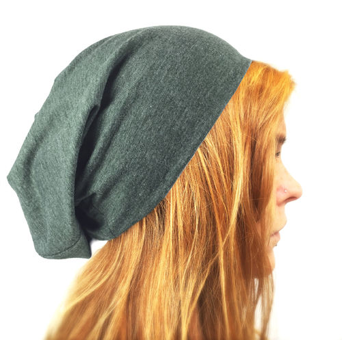 "Long Beanie ""BASIC"" Toxic"