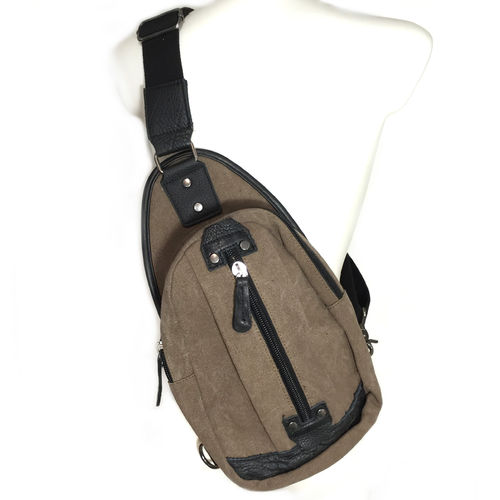 Side Sling Bag Toxic braun
