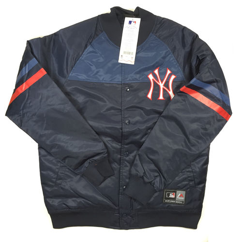 New York Yankees Blouson Jacke Majestic