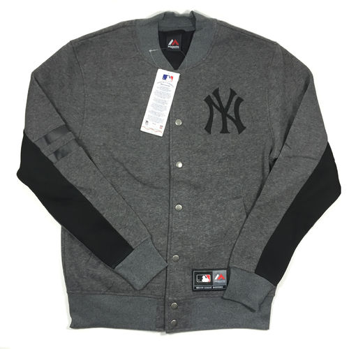 New York Yankees Blouson Sweatjacke Majestic
