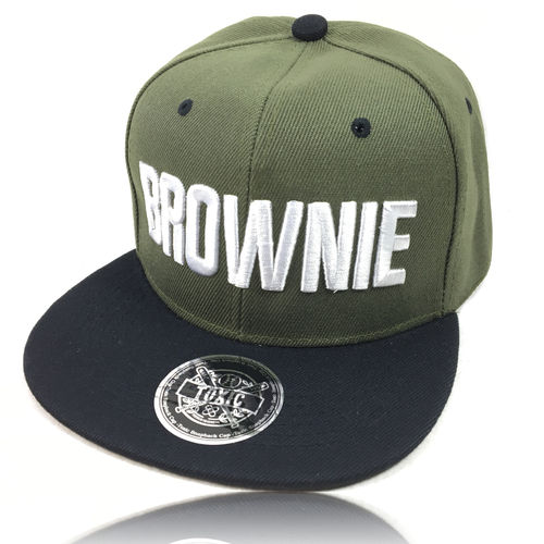 """BROWNIE"" Snapback Cap"
