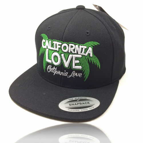 PALMS CALIFORNIA Snapback Cap