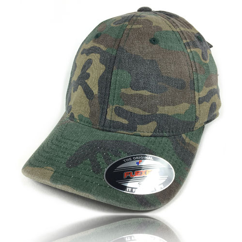 Flexfit washed cotton Cap