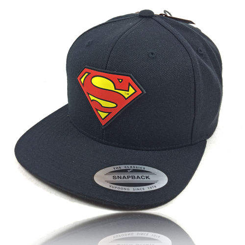 SUPERMANN Snapback Cap