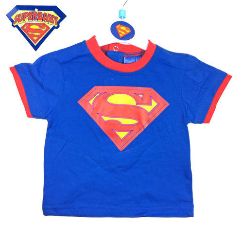 BATMAN / SUPERMAN BABY T-Shirts