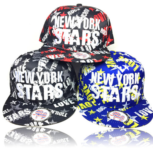 FULLPRINT New York Stars Snapback Cap