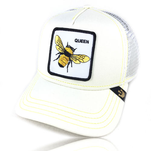 "Goorin Bros Trucker Cap ""QUEEN"""