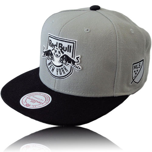 Red Bull MLS Mitchell & Ness Cap