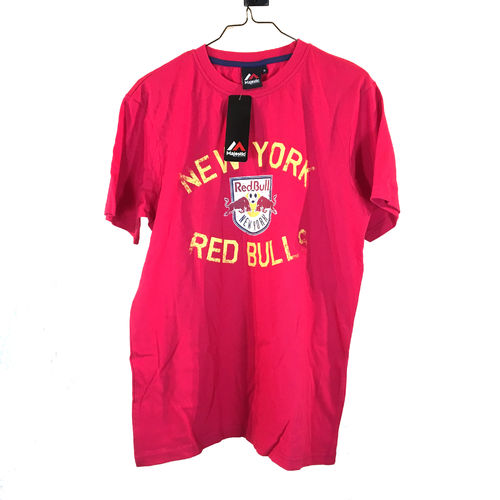 MLS Red Bulls New York T-Shirt M