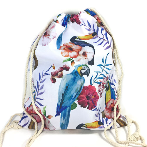 "Gymbag Tropical ""Parrot"""