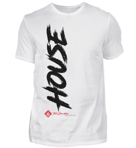 HORIZONTAL HOUSE T-SHIRT