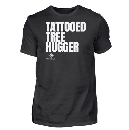 TATTOOED TREE HUGGER T-Shirt