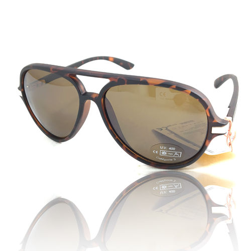 Sonnenbrille Officer Style Timber Camo